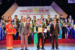 "BCEI gloried in obtaining the ""Vietnam Gold Brand"" and ""Entrepreneur bravery of the affiliation"